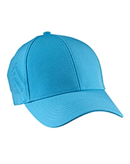 f42ce124a36 Amazon.com  Adams Cap PF101 Men s Pro-Flow Cap Bimini Blue One Size ...