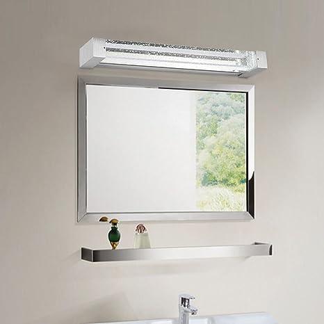 Apliques para baño- Espejo Luces Delanteras LED Baño Cuarto de Baño ...