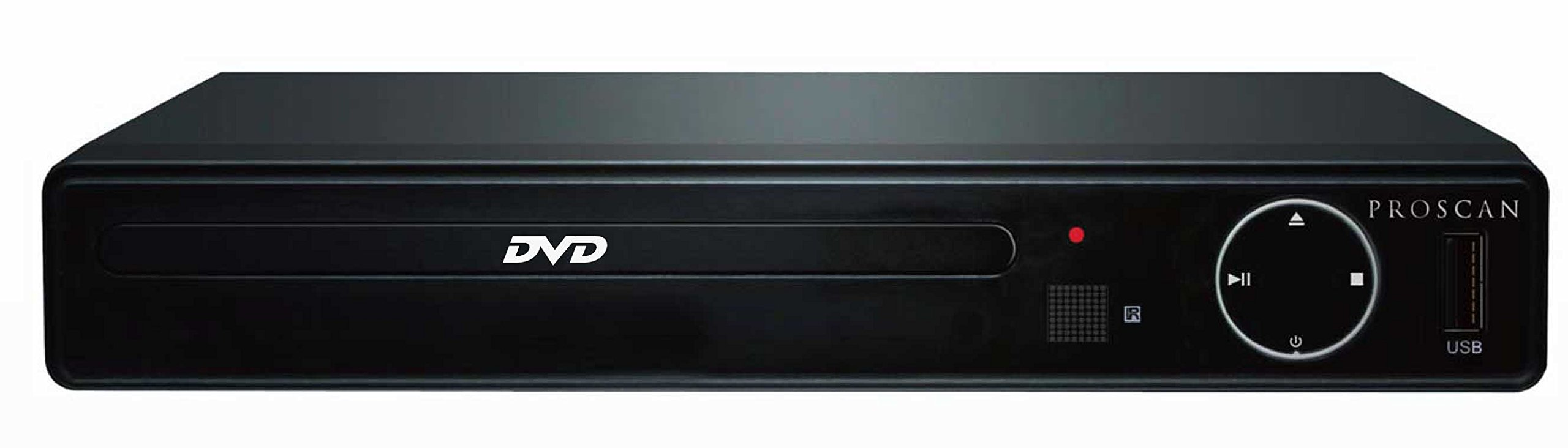 Proscan DVD Player with HDMI + USB Ports