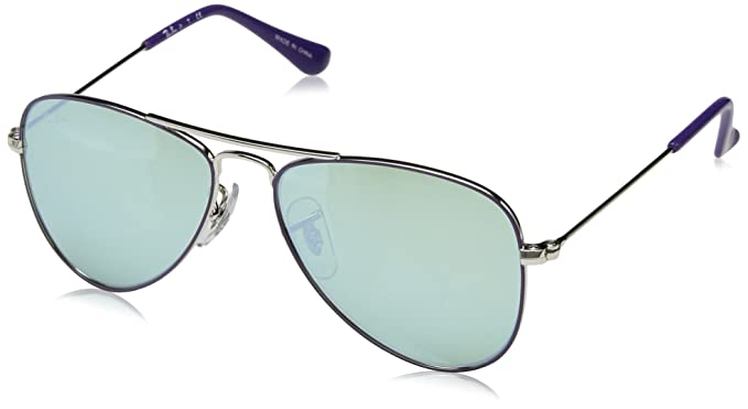 4c2267cb76 Image Unavailable. Image not available for. Colour  RAYBAN JUNIOR Kids   0RJ9506S 262 30 50 Sunglasses ...