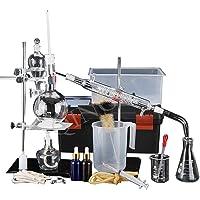 NSDFG Química Industrial Completa Equipos de Laboratorio Destilación