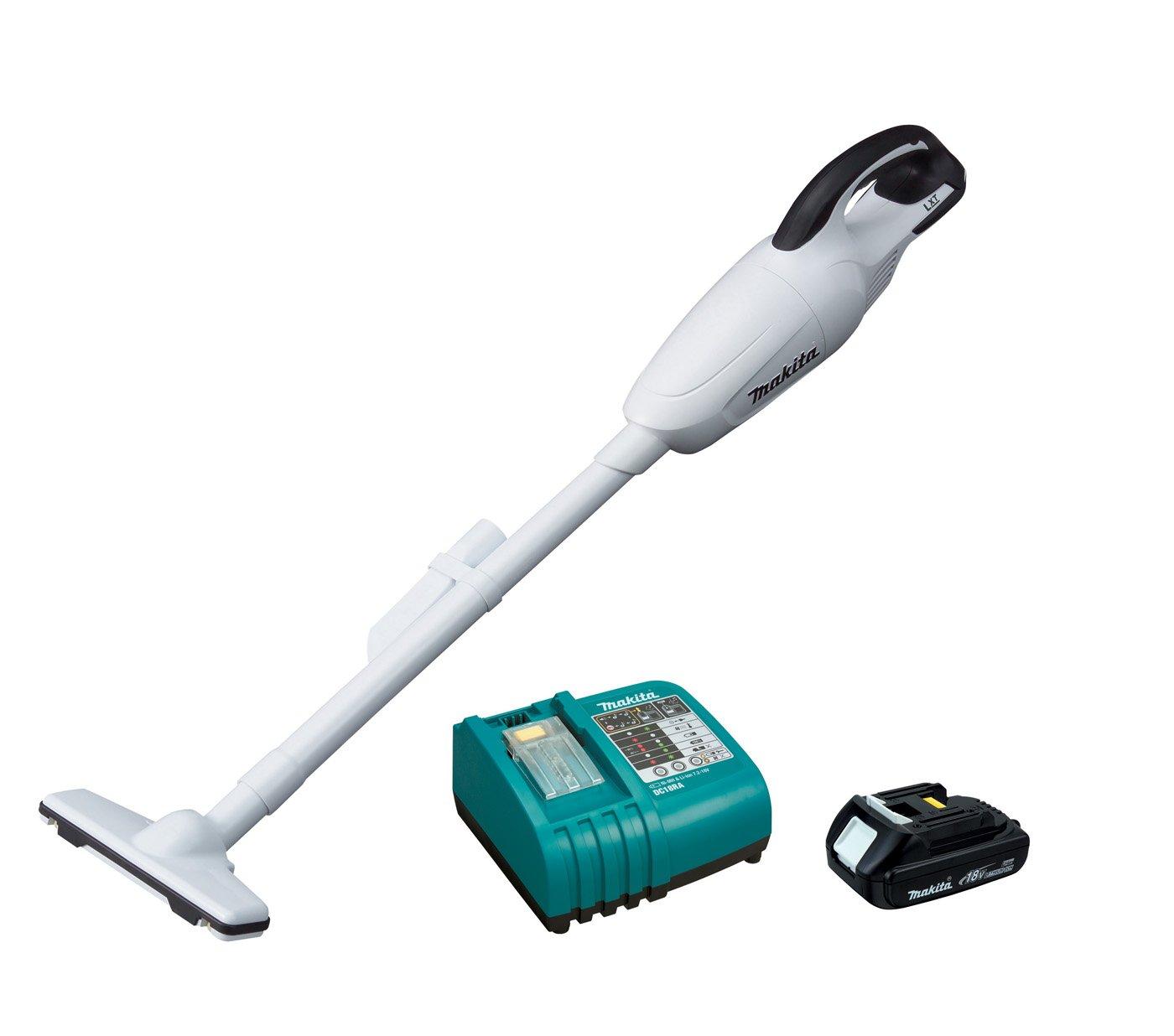 Makita 18-Volt Compact Cordless Vacuum