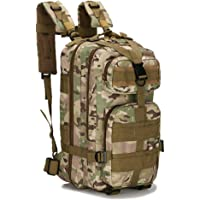 Jipemtra Tactical First Aid Bag MOLLE EMT IFAK Pouch Rip-Away Trauma First Aid Responder Medical Backpack Utility Bag Military Tactical Backpack Emergency Army Rucksack