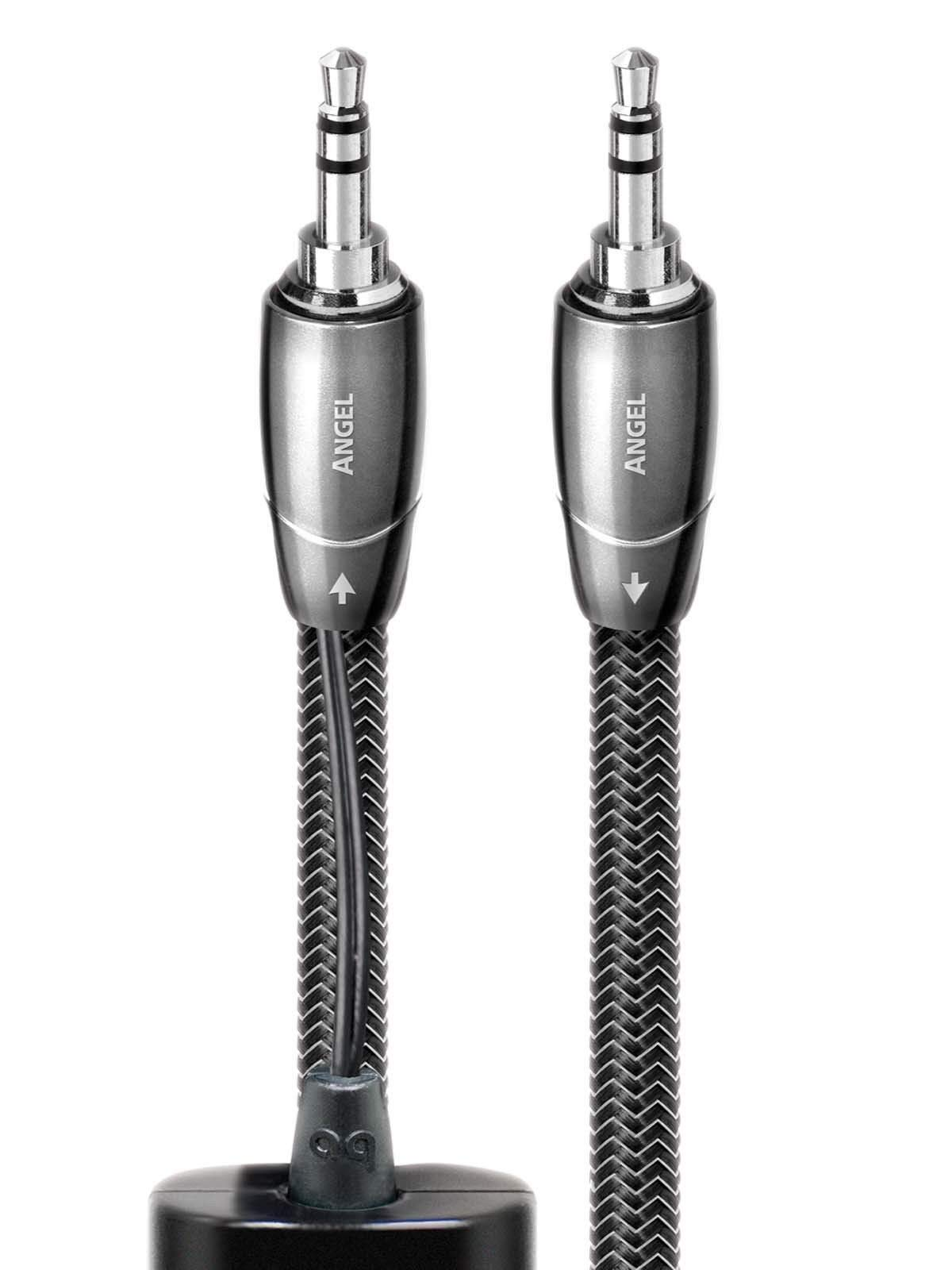 AudioQuest Tower 3.5mm to 3.5mm Cable 2m 6.56 ft.