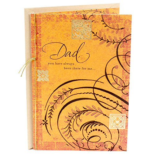 Hallmark Father's Day Greeting Card from Daughter (Unconditional Love)