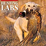 Hunting Labs 2017 Wall Calendar