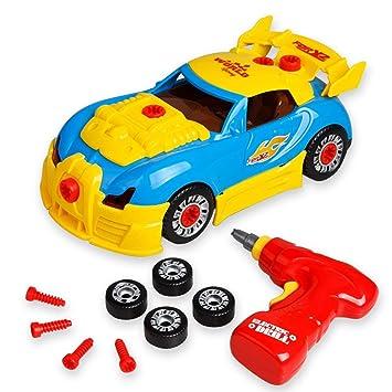 Take Toy Apart For CarCostruzione ChildrenZum Toy Racing Set FTKJl1c