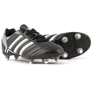 best website b7568 5b26b ... new arrivals adidas puntero v111 sg junior chaussures de football noir blanc  argent uk 482e2 4c5b0