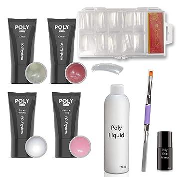 Poly Acryl Gel Set 2 Dual Tip System