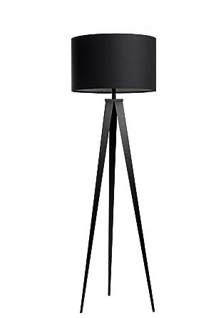 Zuiver Stehlampe in metall-schwarz