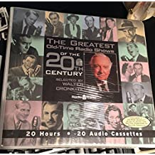 Walter Cronkite's Greatest Shows of the 20th Century with Book(s)