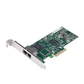 10Gtek® para Intel I340-T2, Intel 82580Controladora 1Gigabit ...