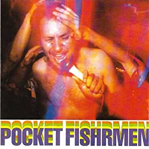 Pocket Fishrmen - Future Gods Of Rock