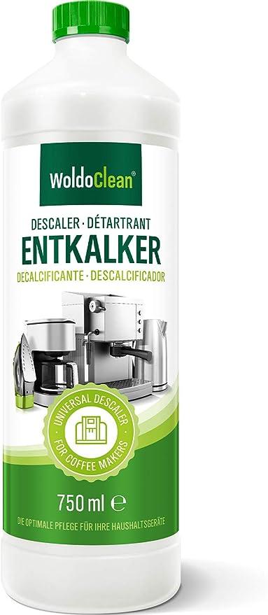 Descalcificador para máquinas de café - 750ml compatible con todas ...