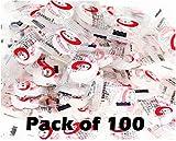 Yiki Beauty® DIY Fleece Compressed Facial Sheet Mask - 100 Count - Ship from USA