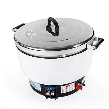 Amazon.com: Cocina de arroz comercial, 10 L, resistente ...