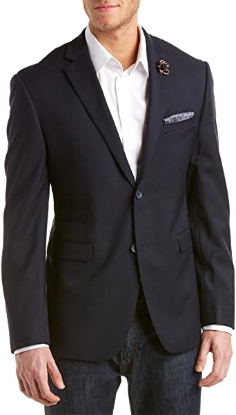 Original Penguin Mens Slim Fit Unlined Blazer