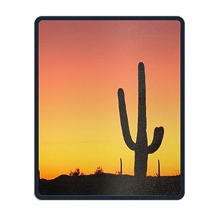 e93ad4a2f8e4b Amazon.com   Strong Cactus Mouse Pad Funny Awesome Customized ...