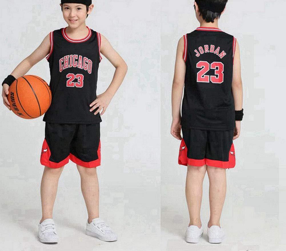 HS-ZHAOPAN - Equipación de Baloncesto para niño, diseño de Chicago ...
