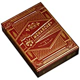 Monarch Playing Cards (Red)