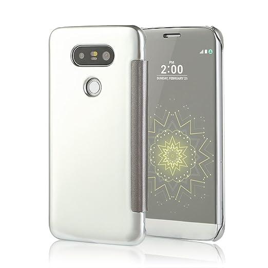 2 opinioni per Custodia per LG G5, Specchio Cover phone case per LG G5, protegge la cellulare