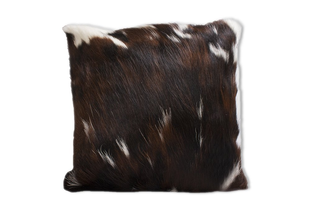 Rodeo Tricolor Double Sided Cow skin Cowhide Pillow Cover