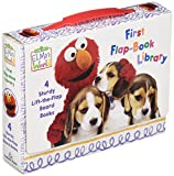 img - for Elmo's World First Flap-Book Library book / textbook / text book