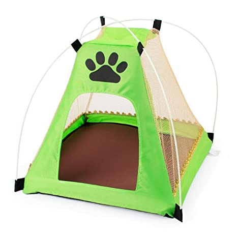 winnerus 1 pcs Mignon en plein air Fournitures para animales domésticos accesorios de verano Pet gato