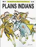 img - for An Educational Coloring Book of Plains Indians book / textbook / text book
