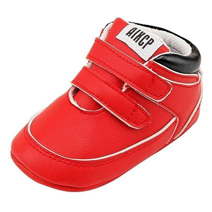 Neugeborenes Baby Jungen Mädchen Weiche Sohle Kindebett-Schuhe Warme Stiefel