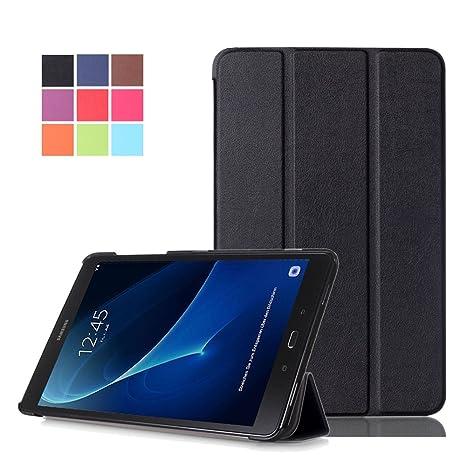 Skytar Etui Tab A6 10,Protection pour Galaxy Tab A 10.1 2016,Folio Case 87de9d4e31a0