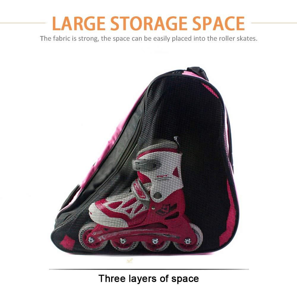 Panno di Oxford Impermeabile Traspirante Borsa da Pattini per Bambini DAZISEN Skate Bag