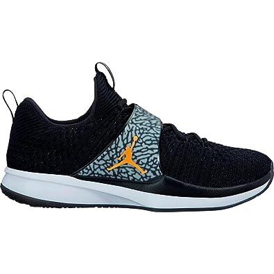 Amazon Com Nike Air Jordan Trainer 2 Flyknit Mens Basketball