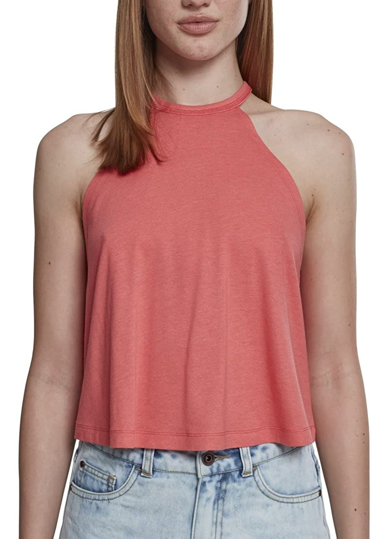 Womens Neckholder Tanktop Tank Top Urban Classic Outlet Shop How Much Sale Online Eastbay Sale Online Gnk0r0xN