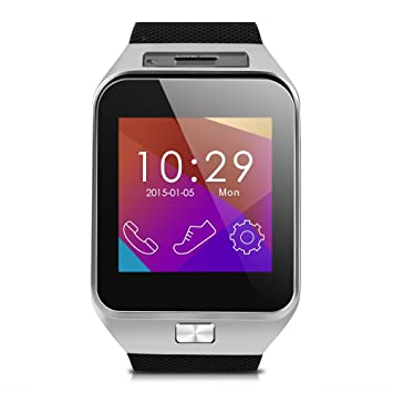 MEMTEQ Bluetooth Smart Watch Reloj Inteligente 1.54 Inch Pantalla ...