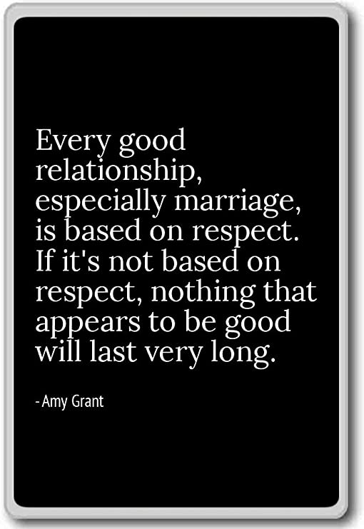 Amazon.com: Every good relationship, especially marriage, is ...