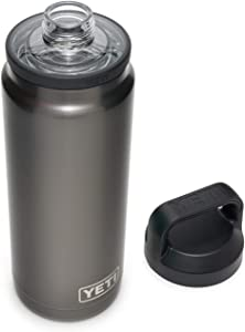 YETI Rambler 26 oz Bottle, Vacuum Insulated, Stainless Steel with Chug Cap