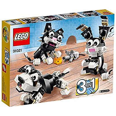 LEGO Creator Cat and Mouse 31021: Toys & Games