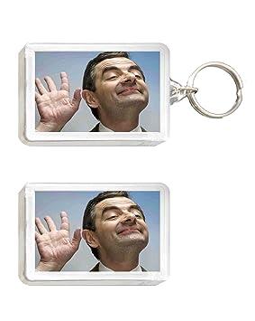 Llavero y Imán Mr Bean: Amazon.es: Juguetes y juegos