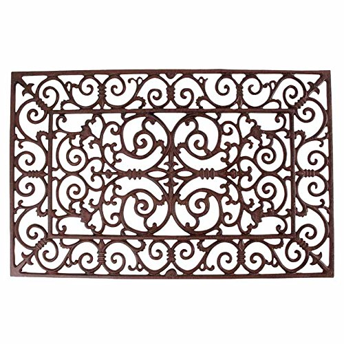 Compare Price To Wrought Iron Door Mat Tragerlaw Biz