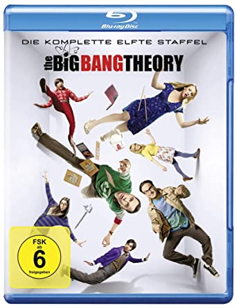 The Big Bang Theory Staffel 11 Blu Ray Amazonde Johnny