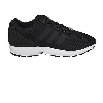 50dae45ec Adidas Zx Flux Niño Zapatillas Negro  Amazon.es  Zapatos y complementos
