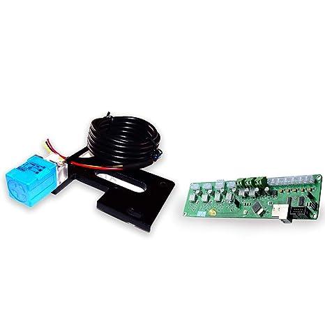 L.W.SURL Placa Base de Placa Base PCB con Controlador de Impresora ...