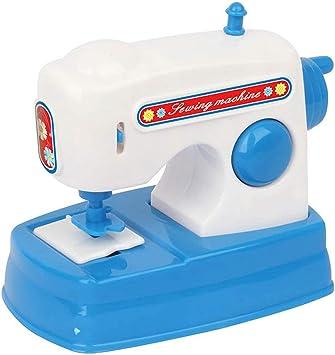 Mini Cocina para niños Juguetes eléctricos Set Simulación Muebles eléctricos Pequeños electrodomésticos Juguetes para niñas (Azul) ESjasnyfall: Amazon.es: Juguetes y juegos