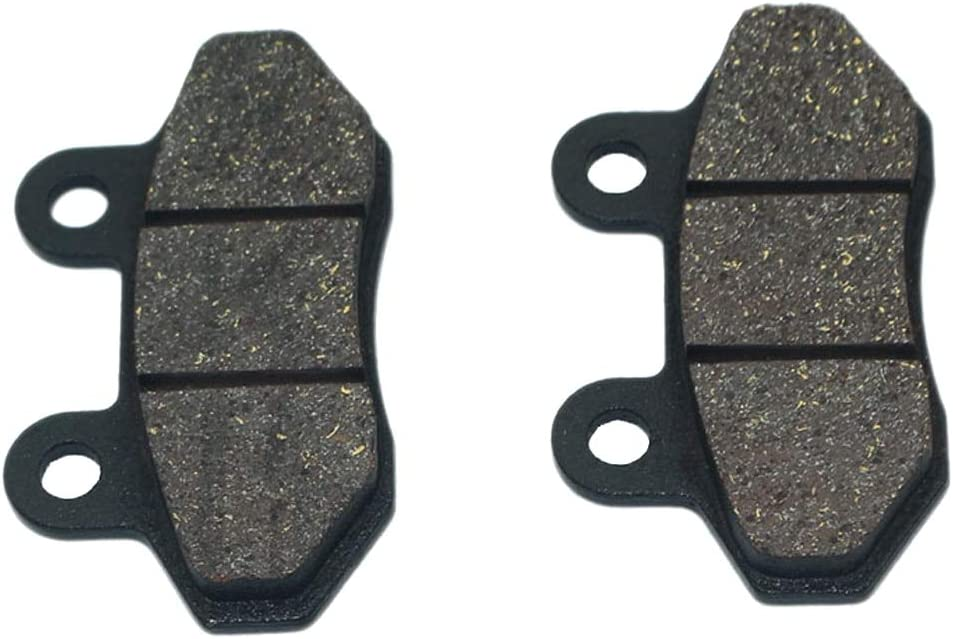 Pair 70mm Universal Motorcycle Electric Bike Scooter Front Disc Brake Pads