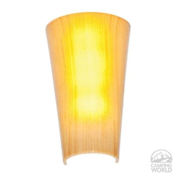battery powered indoor lighting. Exciting Lighting 002624G Battery Powered Indoor/Outdoor Pecan LED Wall Sconce Indoor I