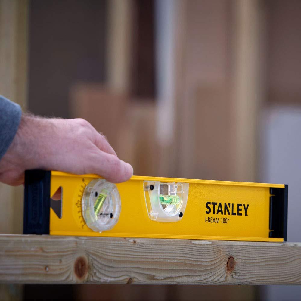 Stanley Level I Beam 2 Vials 400mm 1 42 919