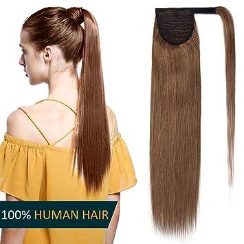 Postiche Queue de Cheval Extension Cheveux
