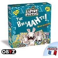 Abysmile smijdp005 - Jeu de Société - Lapins Cretins - 20 Jeux Classiques - The Bwaahte