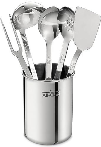 Zestaw narzędzi kuchennych All-Clad Tset1 Professional Stainless Steel Kitchen Tool Set